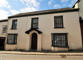 Thumbnail 7 bedroom terraced house for sale in Market Street, Hatherleigh, Devon