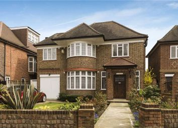 Thumbnail 4 bedroom detached house for sale in Manor House Drive, Brondesbury Park, London