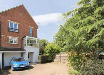 Thumbnail 3 bed end terrace house for sale in Smiths Wharf, Wantage