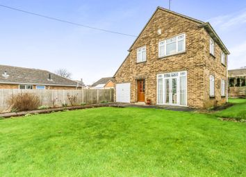 Thumbnail 3 bed detached house for sale in Saffron Road, Higham Ferrers, Rushden