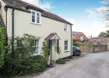 Thumbnail 3 bed semi-detached house for sale in Greenhayes, Okeford Fitzpaine, Blandford Forum