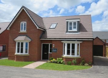 Thumbnail 4 bed detached house for sale in The Walk, Withington, Hereford