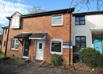 Thumbnail 2 bed terraced house to rent in Mathams Drive, Bishops Stortford, Herts