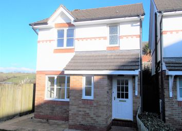 Thumbnail 3 bed detached house to rent in Pentreath Close, Fowey, Cornwall