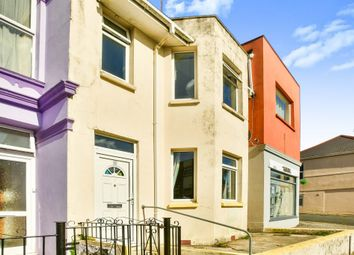 Thumbnail 4 bedroom terraced house for sale in College Road, Plymouth