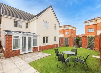 Thumbnail 4 bed detached house for sale in Finchwell Rise, Sheffield