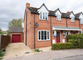 Thumbnail 3 bed semi-detached house to rent in Oxford Gardens, Holbeach, Spalding