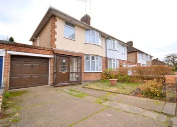 Thumbnail 3 bedroom semi-detached house for sale in Broadmead Avenue, Abington, Northampton