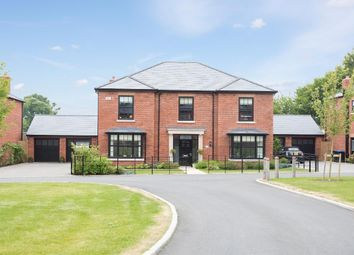 Thumbnail 5 bed detached house for sale in Warre Close, Rugby