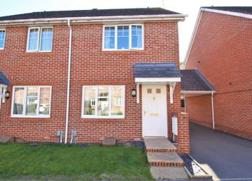 Thumbnail 2 bed semi-detached house for sale in Reynolds Street, Fleet