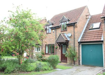 Thumbnail 3 bed link-detached house for sale in Wessex Close, Hungerford