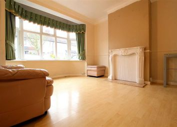 Thumbnail 3 bedroom terraced house to rent in Yoxley Drive, Newbury Park, Ilford