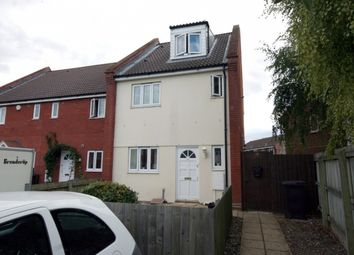 Thumbnail 1 bed flat to rent in Bower Fields, Bridgwater