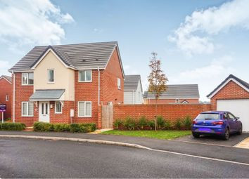 Thumbnail 3 bed detached house for sale in Gate Street, Weston Heights, Stoke-On-Trent