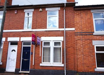Thumbnail 2 bedroom terraced house for sale in Olive Street, Derby
