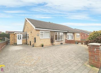 Thumbnail 3 bed semi-detached bungalow for sale in Pine Hall Road, Barnby Dun, Doncaster