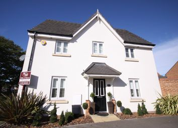 Thumbnail 3 bed link-detached house for sale in Coleridge Drive, Whiteley, Fareham