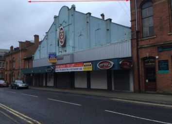 Thumbnail Commercial property for sale in Former Liquid And Envy Nightclub, St. Peter Street, Blackburn