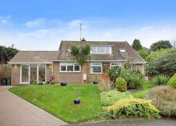 Thumbnail 3 bedroom detached bungalow for sale in Parkway, Eastbourne