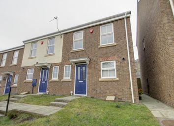 Thumbnail 2 bed terraced house for sale in Cleveland Close, Moorside, Consett