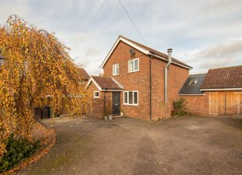 Thumbnail 3 bed detached house for sale in Queen Edith Drive, Steeple Bumpstead, Haverhill