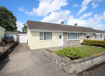 Thumbnail 2 bed semi-detached bungalow for sale in Leigh Furlong Road, Street