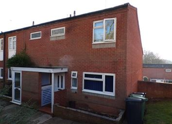 Thumbnail 3 bedroom end terrace house for sale in Granhill Close, Greenlands, Redditch, Worcestershire