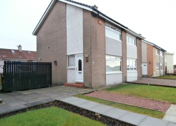 Thumbnail 2 bed semi-detached house for sale in Auchencrow Street, Easterhouse, Glasgow