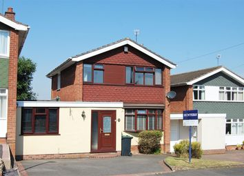 Thumbnail 4 bed detached house for sale in Gower Road, Sedgley, West Midlands