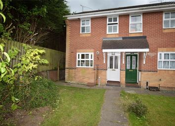 2 bed semi-detached house to rent in Brafield Close, Belper, Derbyshire DE56