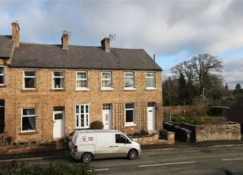 Thumbnail 2 bed terraced house for sale in Pleasant View, Wetheral, Carlisle, Cumbria