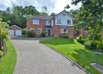 Thumbnail 4 bedroom detached house for sale in Goodwood Rise, Middlewich