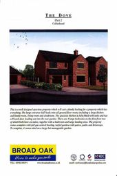 Thumbnail 4 bed detached house for sale in Kingsley Road, Werrington, Stoke-On-Trent