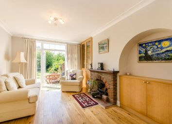 Thumbnail 4 bed semi-detached house to rent in Beverley Avenue, Raynes Park