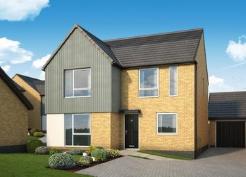 "Thumbnail 4 bed property for sale in ""The Magnolia At Chase Farm, Gedling"" at Arnold Lane, Gedling, Nottingham"