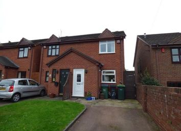 Thumbnail 2 bedroom semi-detached house for sale in Highland Road, Cradley Heath, West Midlands