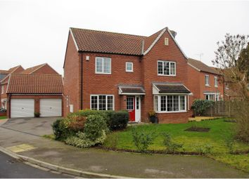 Thumbnail 4 bedroom detached house for sale in Prospect Avenue, Easingwold