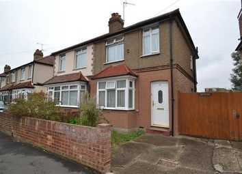 Thumbnail 3 bedroom semi-detached house for sale in Shaftesbury Avenue, Feltham