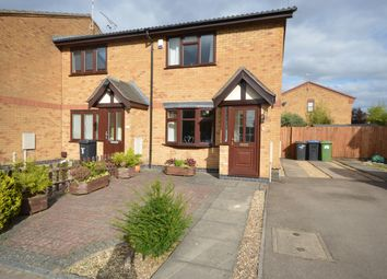 Thumbnail 2 bed semi-detached house for sale in Faraday Close, Broughton Astley