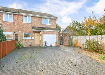 Thumbnail 3 bed semi-detached house for sale in Cottage Close, Wool
