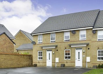 Thumbnail 2 bedroom terraced house for sale in Heol Senni, Bettws, Newport