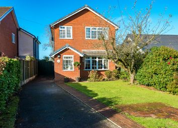 Thumbnail 3 bed detached house for sale in Bradshaw Lane, Mawdesley, Ormskirk