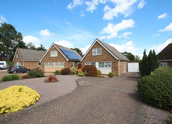 Thumbnail 3 bed detached bungalow for sale in Arundel Way, Ipswich