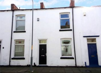 Thumbnail 2 bed terraced house for sale in Hallifield Street, Stockton-On-Tees, Durham