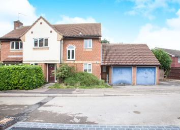 Thumbnail 4 bed detached house for sale in Pertwee Drive, Great Baddow, Chelmsford