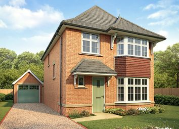 """Thumbnail 4 bedroom detached house for sale in """"Stratford"""" at Waterlode, Nantwich"""