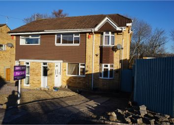 Thumbnail 3 bedroom semi-detached house for sale in Sherbourne Close, Highlight Park, Barry