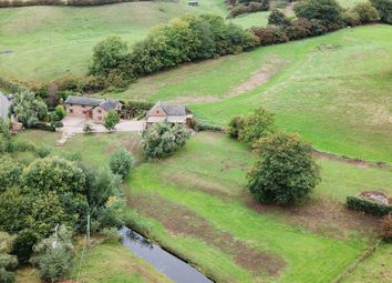Thumbnail 4 bed detached house for sale in Langott Valley, Near Eccleshall, Staffordshire