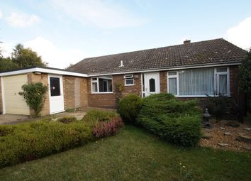Thumbnail 3 bedroom detached bungalow for sale in Mill Hill, Aldringham, Leiston