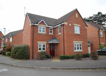 Thumbnail 3 bed detached house for sale in Highfields Park Drive, Allestree, Derby